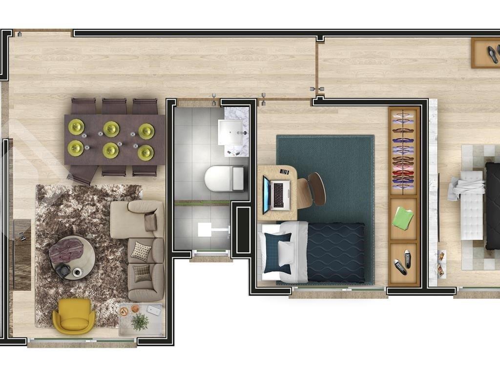 apartamento - igara - ref: 226059 - v-226059