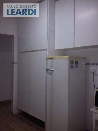 apartamento ilha porchat - são vicente - ref: 482569