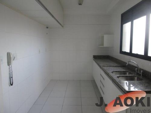 apartamento impecável, amplo com terraço gourmet  - ap70971