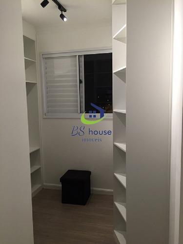 apartamento impecável com móveis planejados - 5399