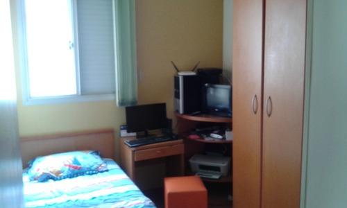 apartamento impecável, muito bem localizado. ref 60335