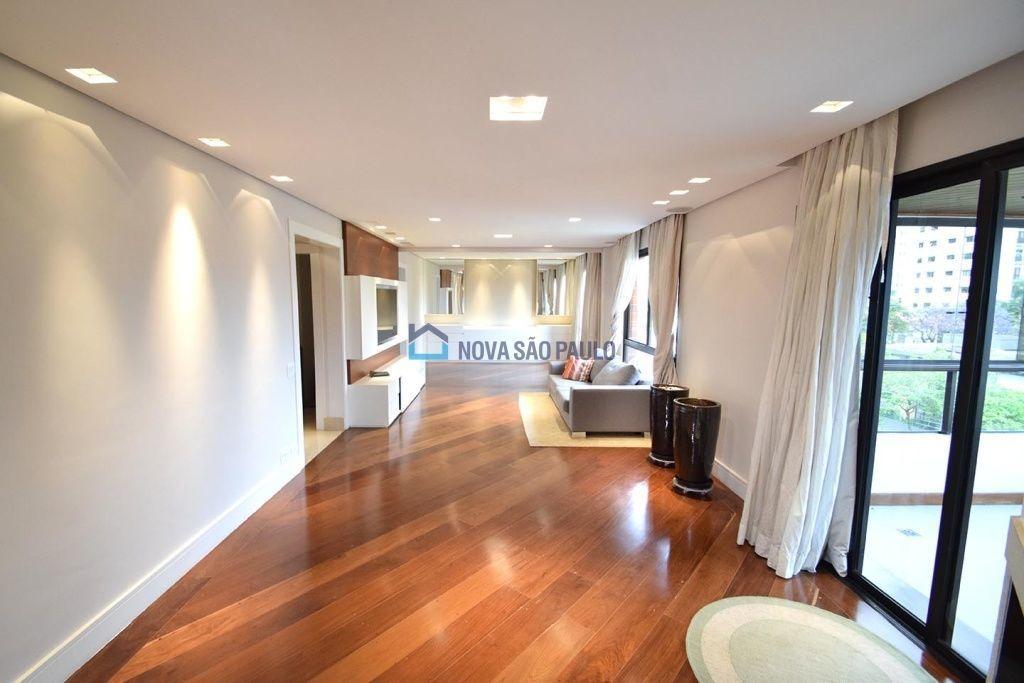apartamento imperdível 238 m², 4 dormitórios com 4 suítes e 4 vagas!!! - mo19