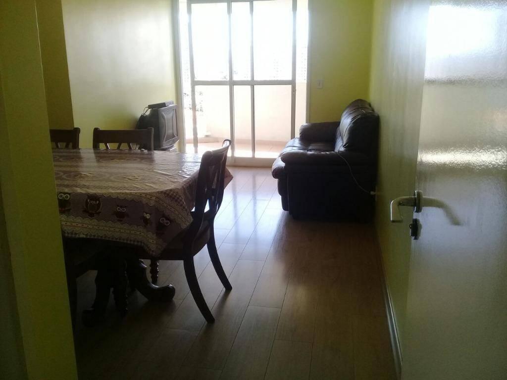 apartamento incrível de 82m² na vila augusta com 03 dormitórios e 02 vagas de garagem. lazer completo! - ap1132