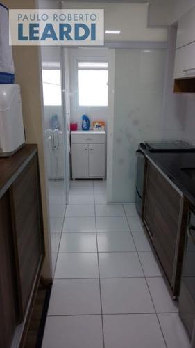apartamento independência - são bernardo do campo - ref: 557857