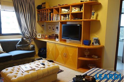 apartamento indianópolis - são paulo - ref: 555142