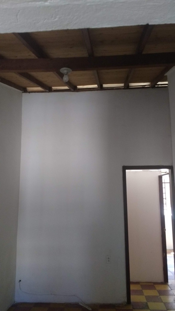 apartamento interior, 2 habitaciones