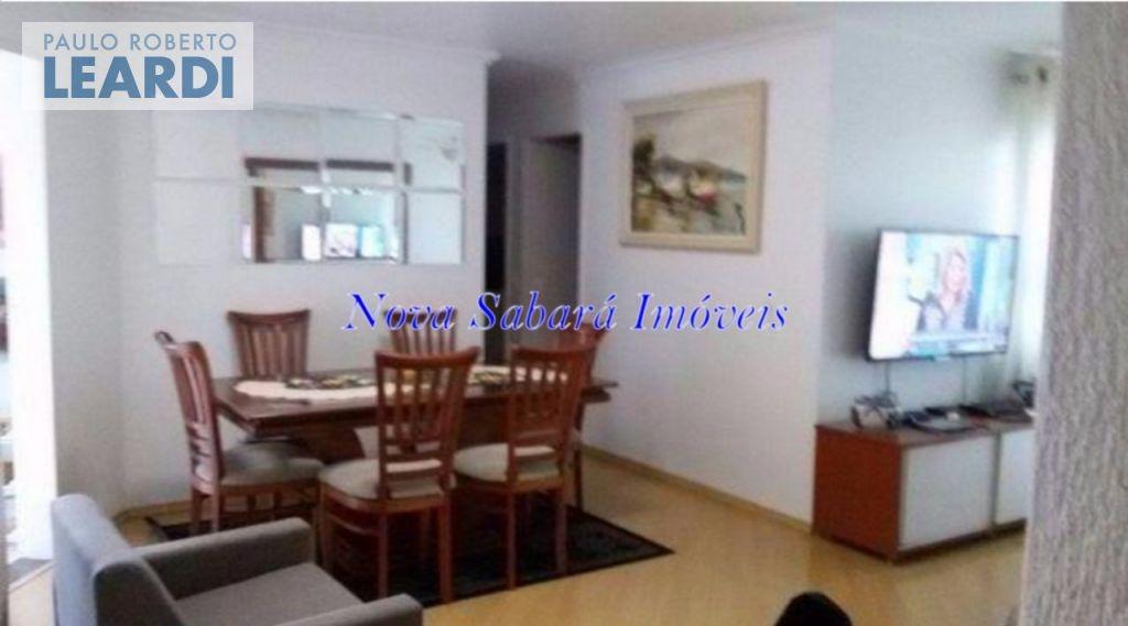 apartamento interlagos - são paulo - ref: 529113