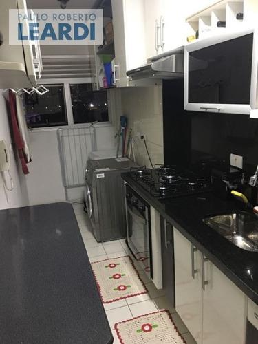 apartamento interlagos - são paulo - ref: 551717