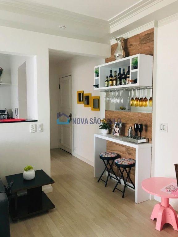 apartamento ipiranga 86m² com 3 dormitórios, 1 suite e 1 vaga. - bi25577
