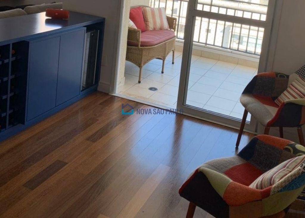 apartamento ipiranga, próximo do museu com vista livre - bi26165