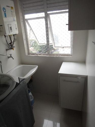 apartamento ipiranga - são paulo - ref: 477439