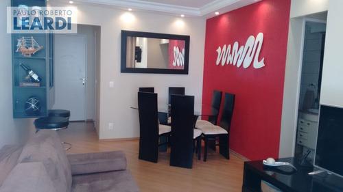 apartamento ipiranga - são paulo - ref: 500745