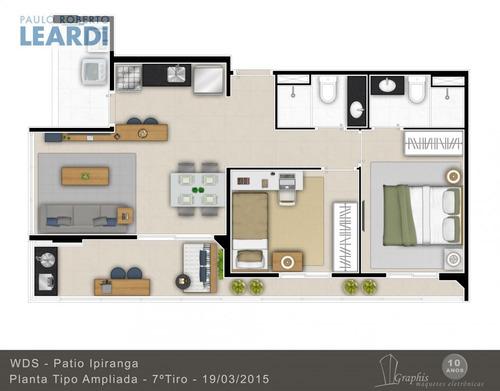 apartamento ipiranga - são paulo - ref: 553952