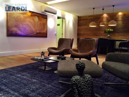 apartamento itaim bibi  - são paulo - ref: 507357