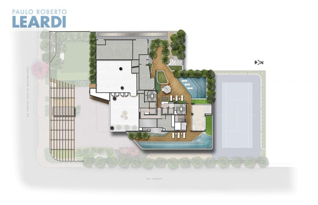 apartamento itaim bibi  - são paulo - ref: 535102