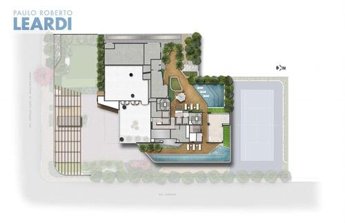 apartamento itaim bibi  - são paulo - ref: 535106