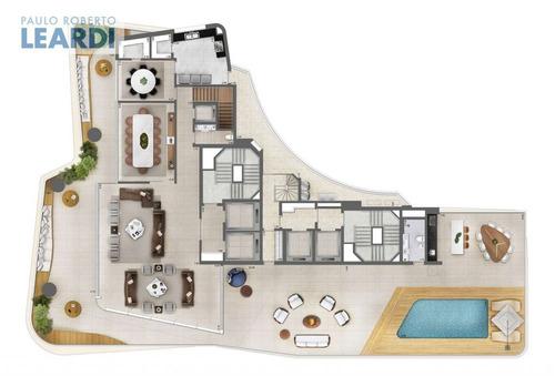 apartamento itaim bibi  - são paulo - ref: 535108