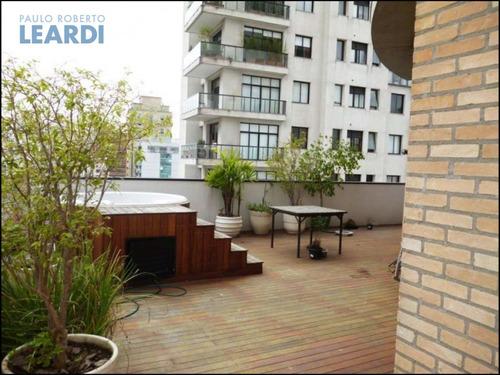 apartamento itaim bibi  - são paulo - ref: 535728