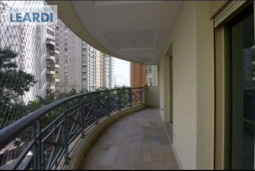 apartamento itaim bibi  - são paulo - ref: 552035