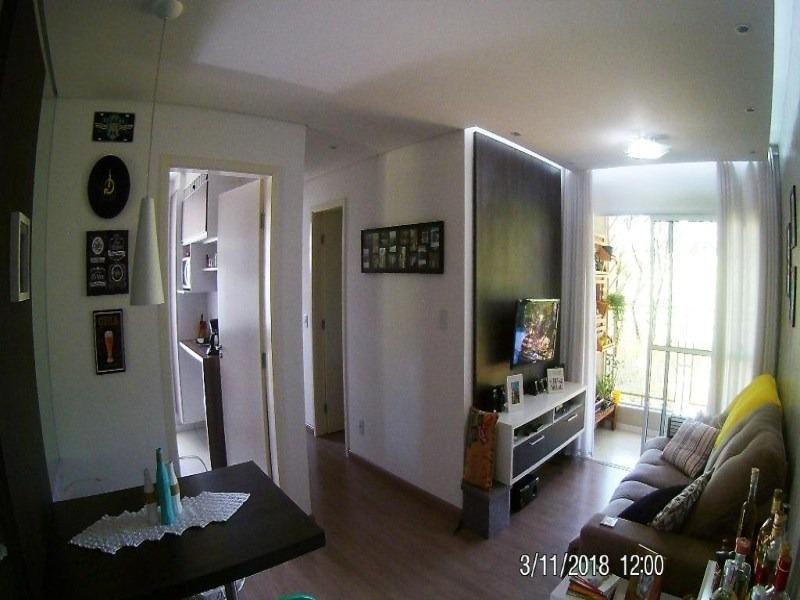 apartamento itupeva residencial st. thomas 52m2 2 dorms 1 vaga - ap0229 - 33515020