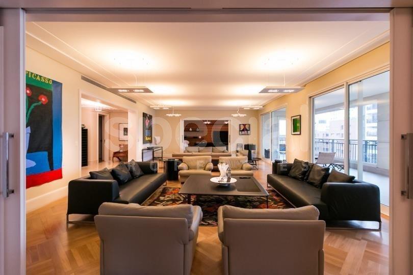 apartamento - jardim america - ref: 6531 - v-22134