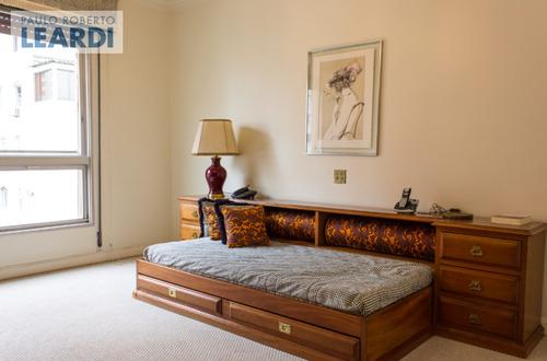 apartamento jardim américa  - são paulo - ref: 387711