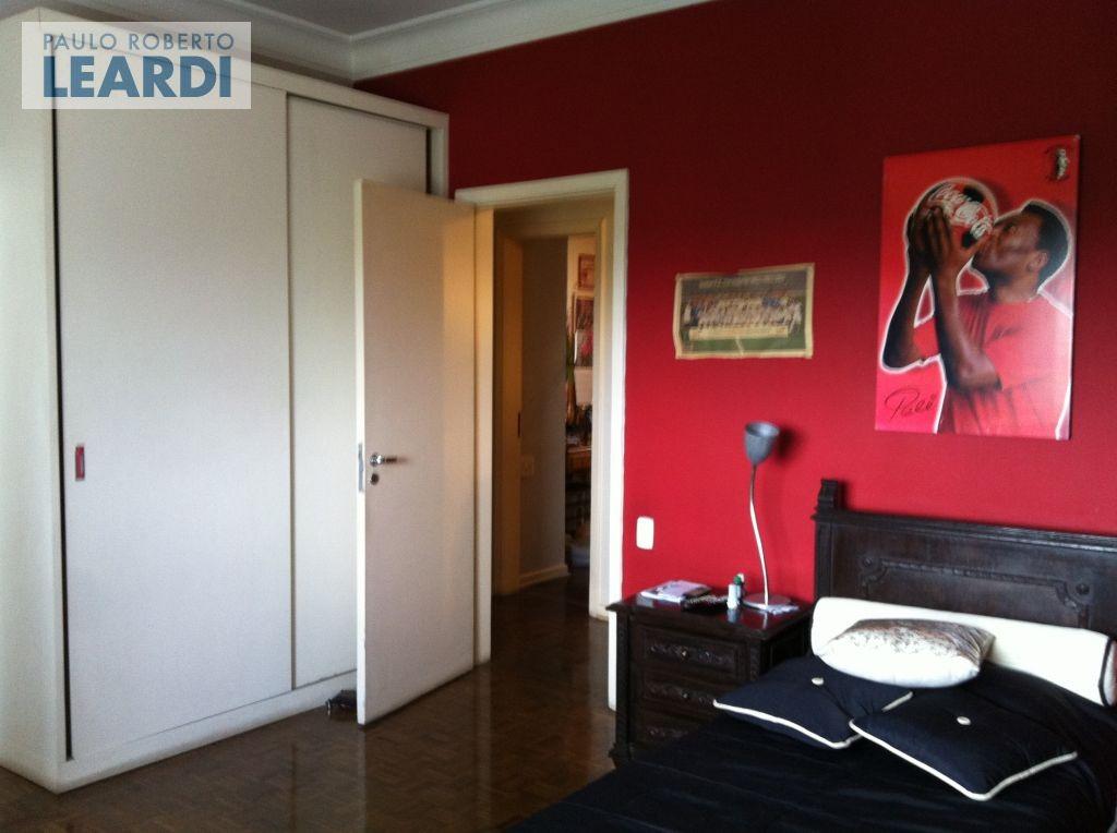 apartamento jardim américa  - são paulo - ref: 390291