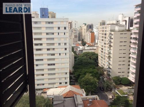 apartamento jardim américa  - são paulo - ref: 397048