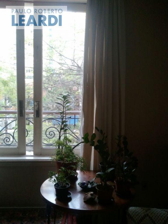 apartamento jardim américa  - são paulo - ref: 397476
