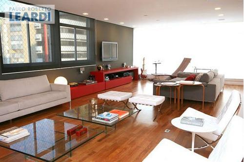 apartamento jardim américa  - são paulo - ref: 411374