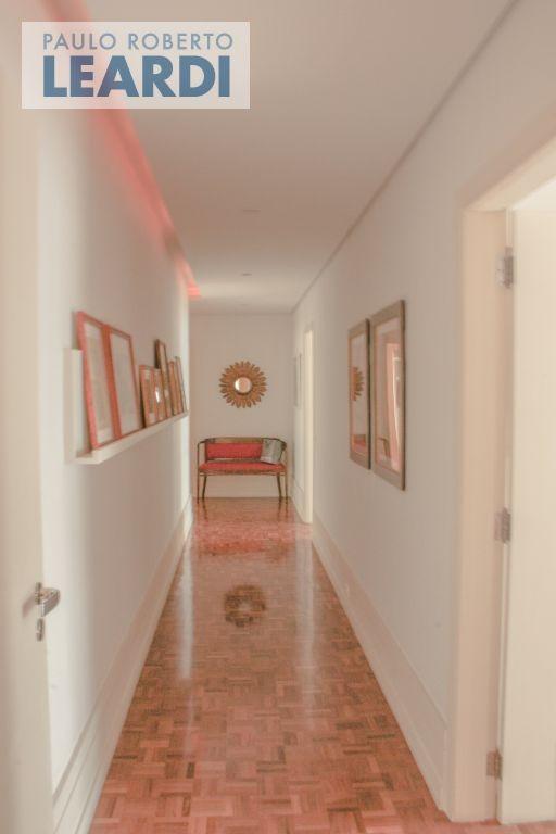 apartamento jardim américa  - são paulo - ref: 433405