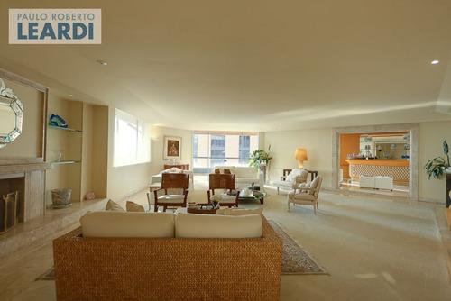 apartamento jardim américa  - são paulo - ref: 442865