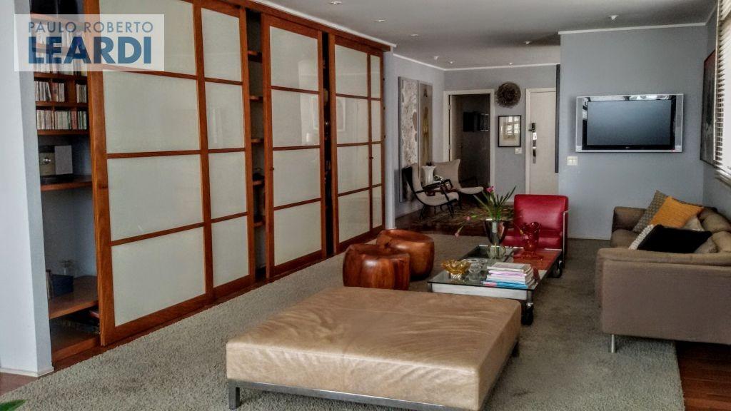 apartamento jardim américa  - são paulo - ref: 445438