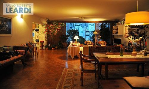 apartamento jardim américa  - são paulo - ref: 448501