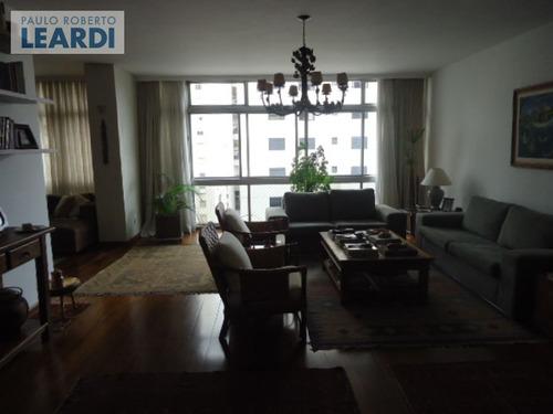 apartamento jardim américa  - são paulo - ref: 456314