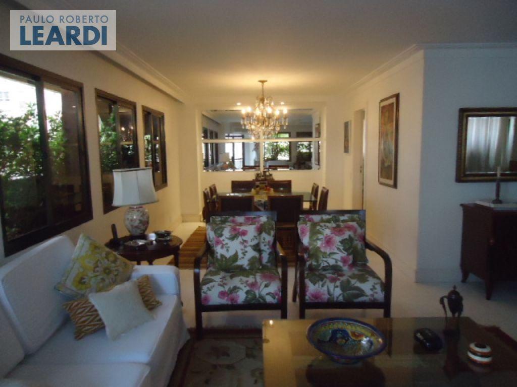 apartamento jardim américa  - são paulo - ref: 456320