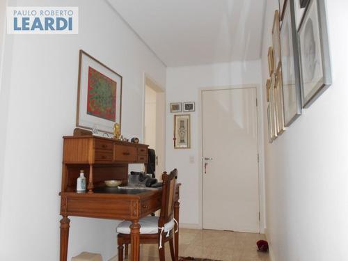 apartamento jardim américa  - são paulo - ref: 458603