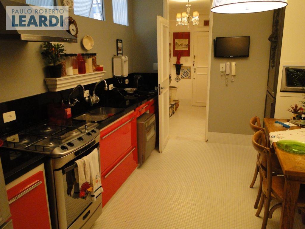 apartamento jardim américa  - são paulo - ref: 459058