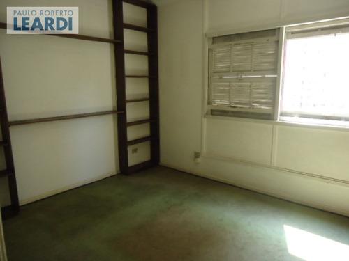 apartamento jardim américa  - são paulo - ref: 459766
