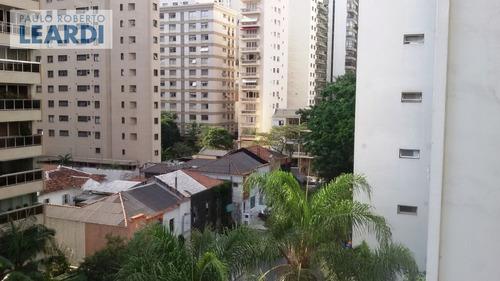 apartamento jardim américa  - são paulo - ref: 472244