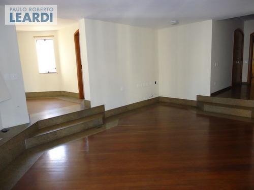 apartamento jardim américa  - são paulo - ref: 475278