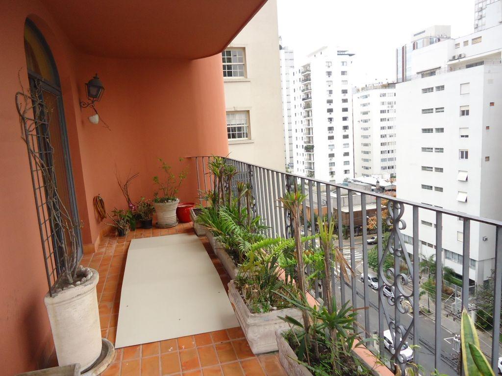 apartamento jardim américa  - são paulo - ref: 476994