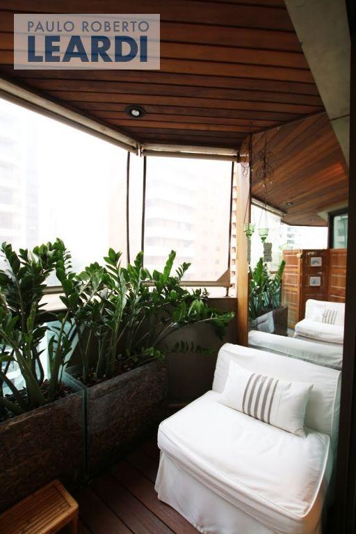 apartamento jardim américa - são paulo - ref: 478724