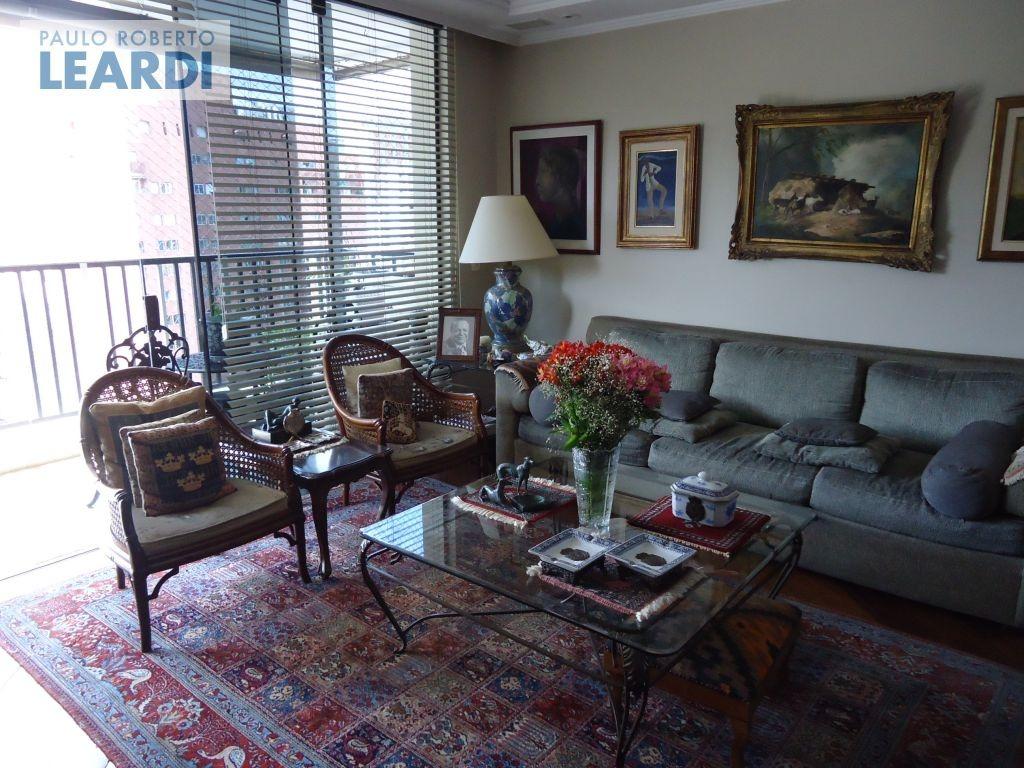 apartamento jardim américa  - são paulo - ref: 480384
