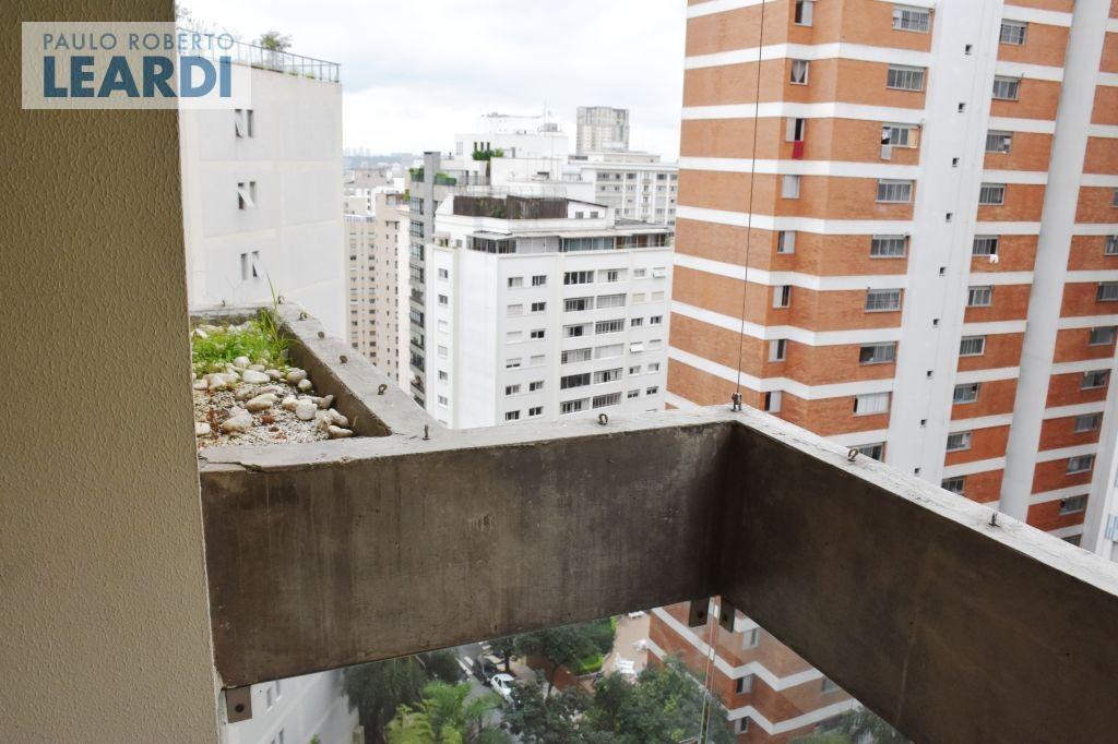 apartamento jardim américa  - são paulo - ref: 482249