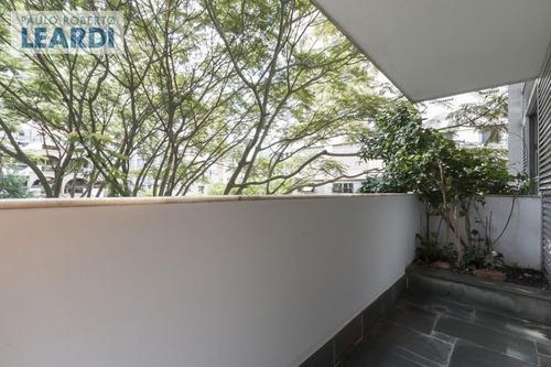 apartamento jardim américa  - são paulo - ref: 483431