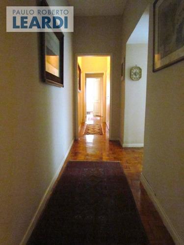 apartamento jardim américa  - são paulo - ref: 484307