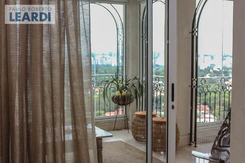 apartamento jardim américa - são paulo - ref: 484450