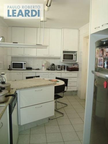 apartamento jardim américa  - são paulo - ref: 487491
