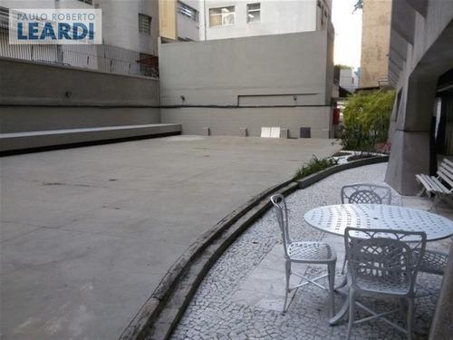 apartamento jardim américa - são paulo - ref: 488299